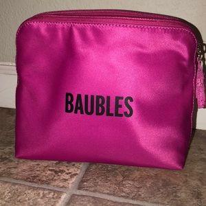 Kate Spade jewelry/makeup bag